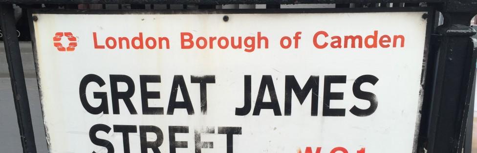 Great James Street